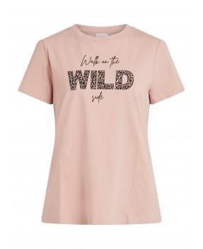 T-shirt VIPURE de VILA.
