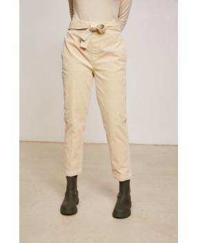 Pantalon Play (crème) de LabDip.