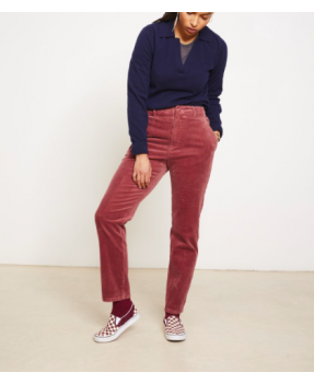 Pantalon velours JULES de LABDIP.