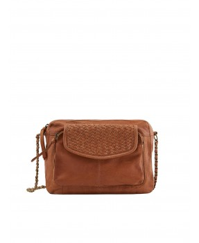 PCFELICIA LARGE LEATHER CROSS BODY FC