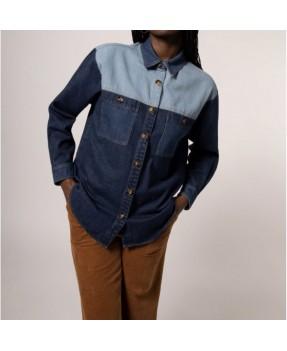 chemise camargue de frnch