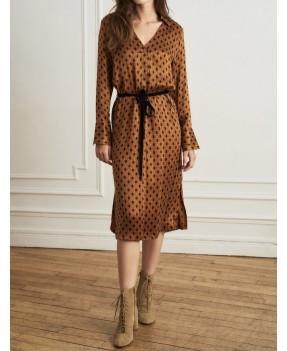 Robe Rassurante de la Petite Française