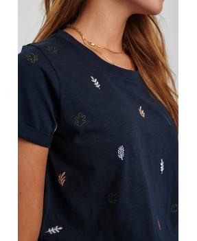 T-shirt Nubelise de Nümph.